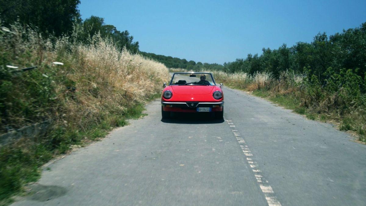 Onde Road: una scena tratta dal documentario