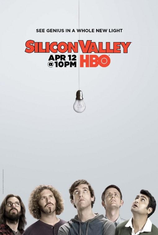 Silicon Valley: un poster per la seconda stagione