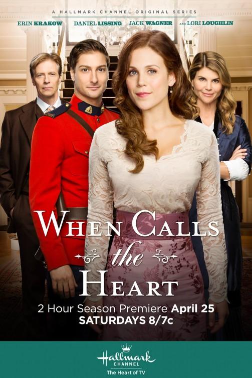 When Calls Heart: una locandina per la seconda stagione