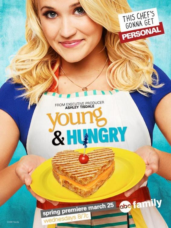 Young & Hungry: una locandina per la serie