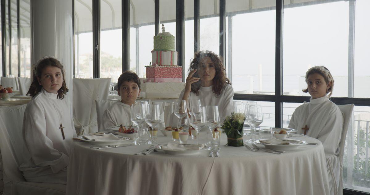 N-Capace: Eleonora Danco in un'immagine tratta dal film