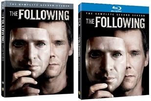 Le cover homevideo di The Following - Stagione 2