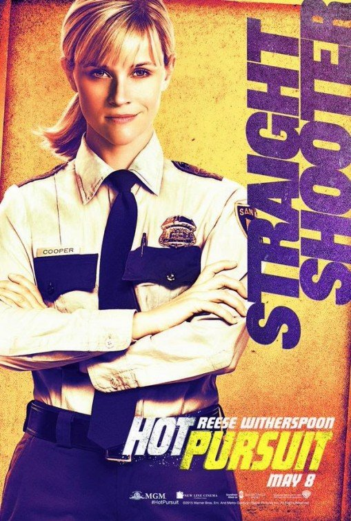 Hot Pursuit: il character poster di Reese Witherspoon