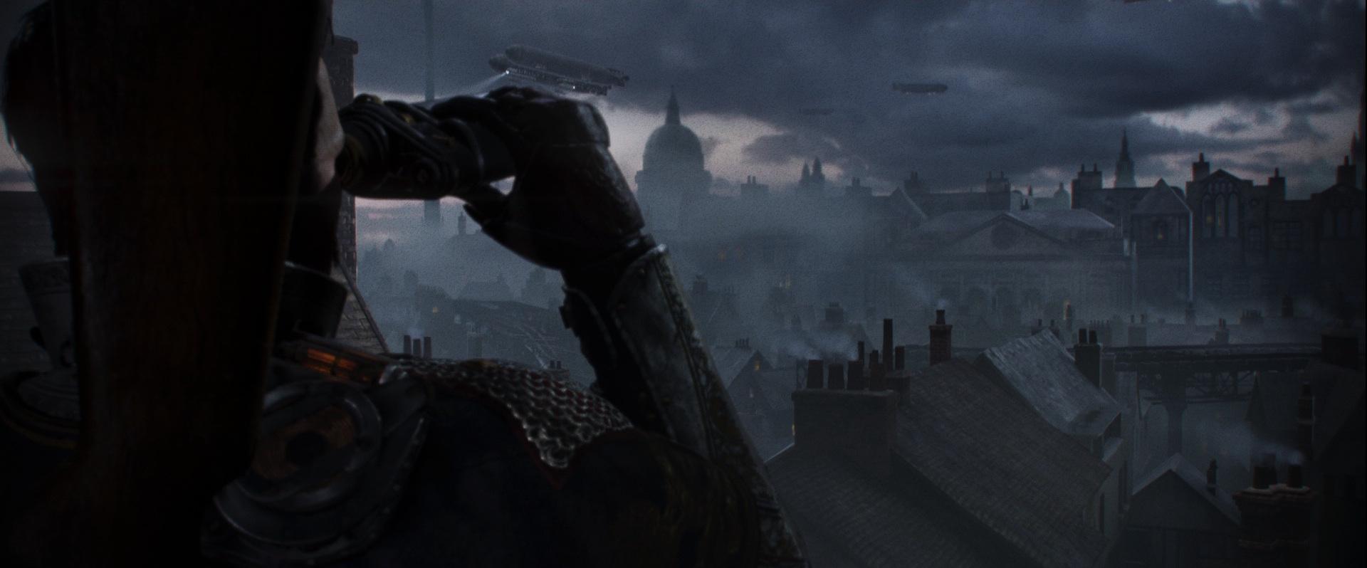 The Order 1886: un'immagine tratta dal gioco 7