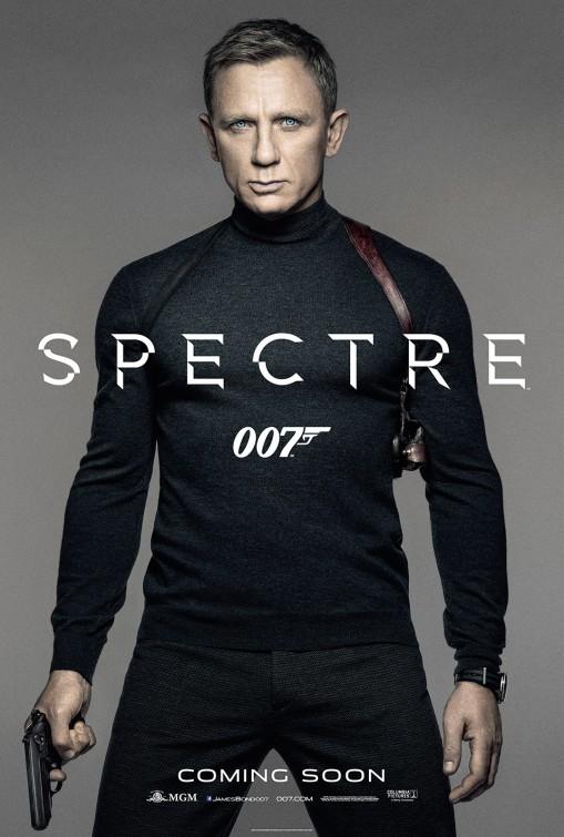 Specre: il teaser poster dedicato a Daniel Craig