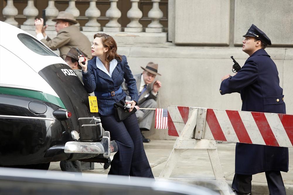 Agent Carter: l'attrice Hayley Atwell nella puntata intitolata Valediction