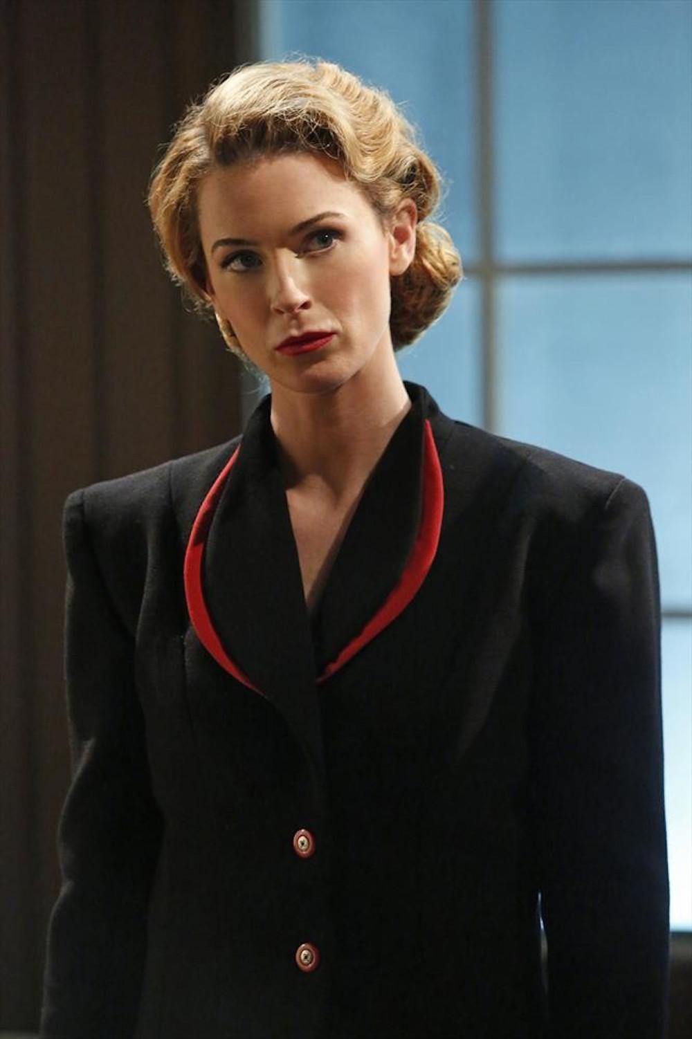 Agent Carter: l'attrice Bridget Regan nell'episodio Valediction