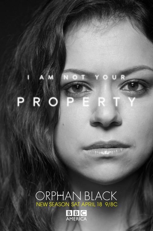 Orphan Black: un nuovo manifesto per la terza stagione