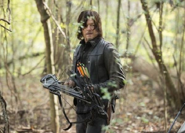 The Walking Dead: Norman Reedus interpreta Daryl in Try