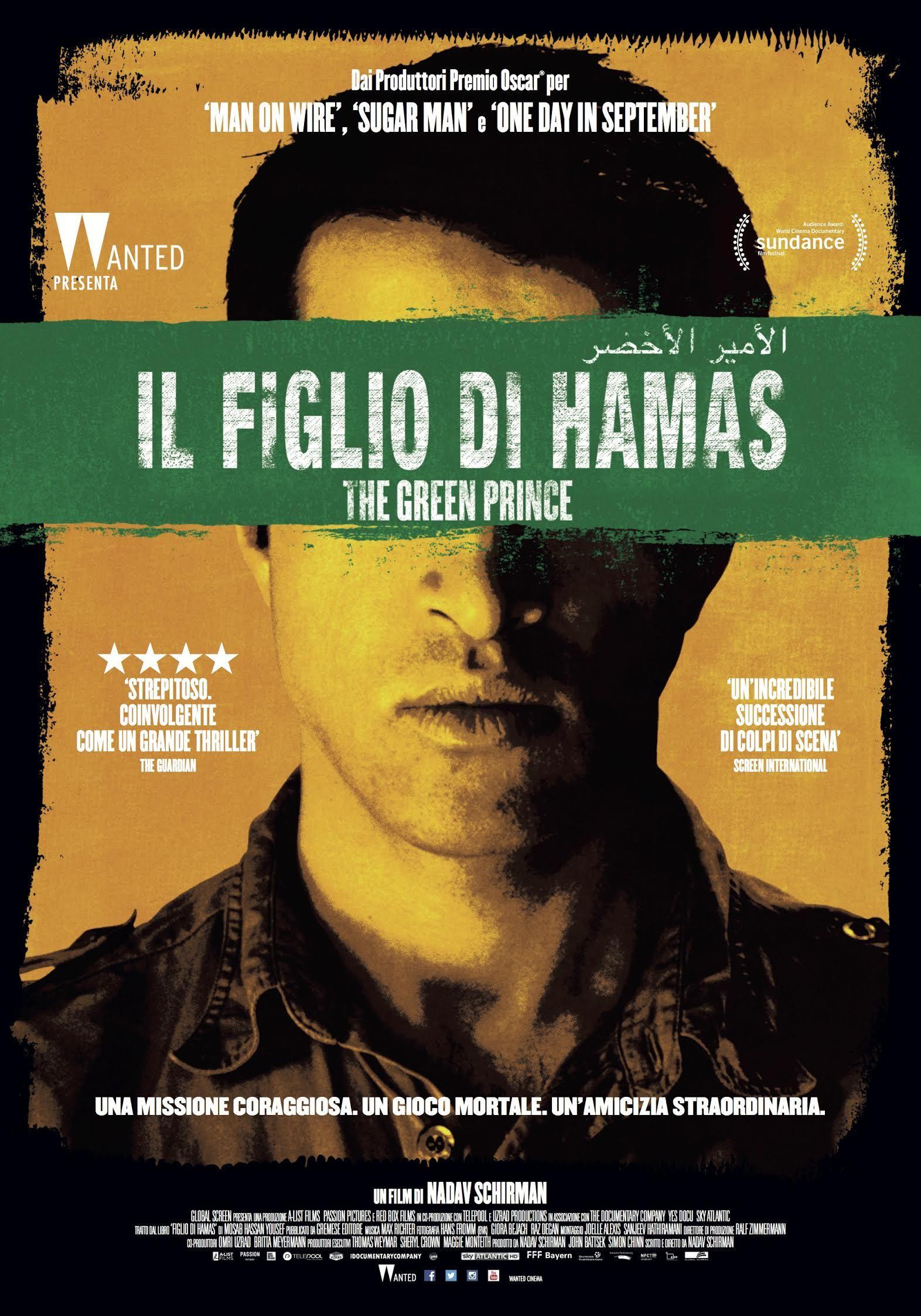 Locandina di Il figlio di Hamas
