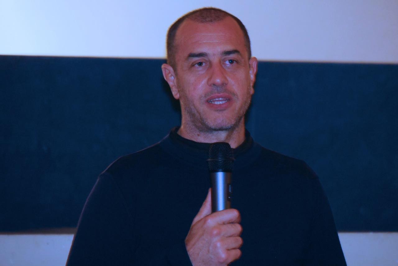 Matteo Garrone presenta L'imbalsamatore al lucca film Festival 2015