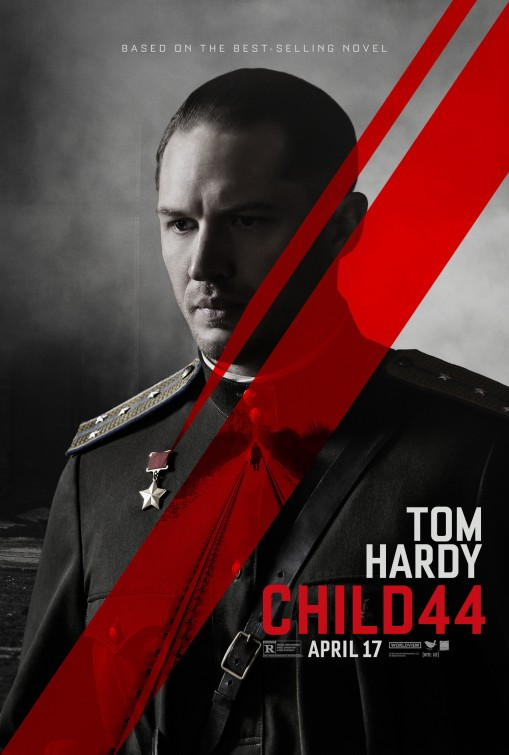 Child 44: il character poster di Tom Hardy