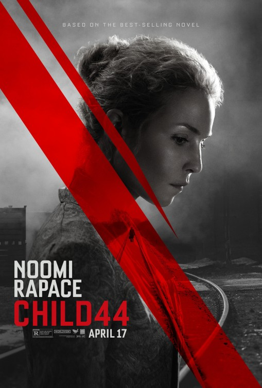 Child 44: il character poster di Noomi Rapace
