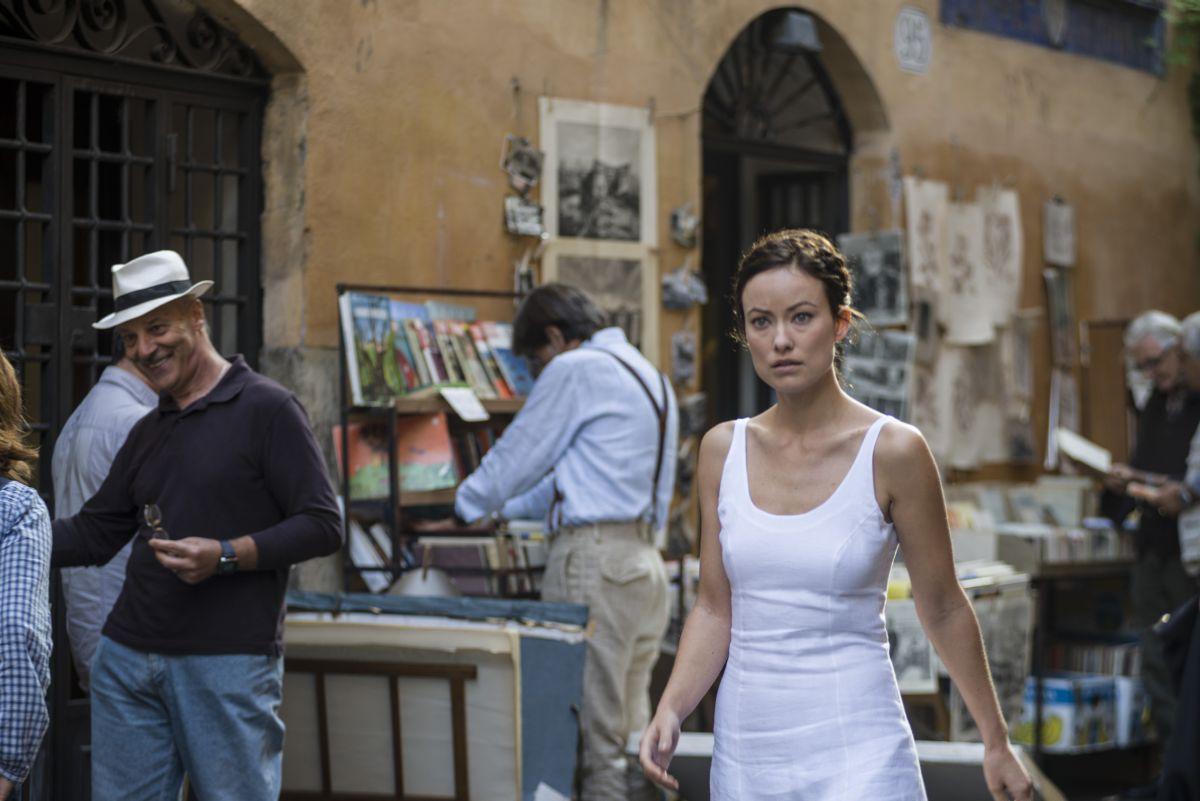 Third Person: Olivia Wilde in un momento del film