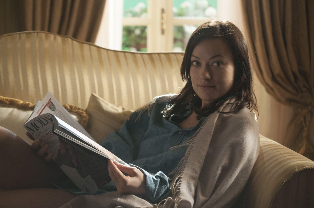 Third Person: un'immagine di Olivia Wilde tratta dal film