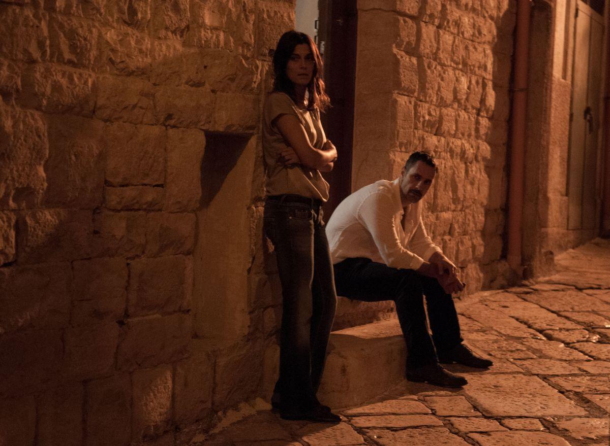 La scelta: Raoul Bova e Valeria Solarino in un'immagine del film