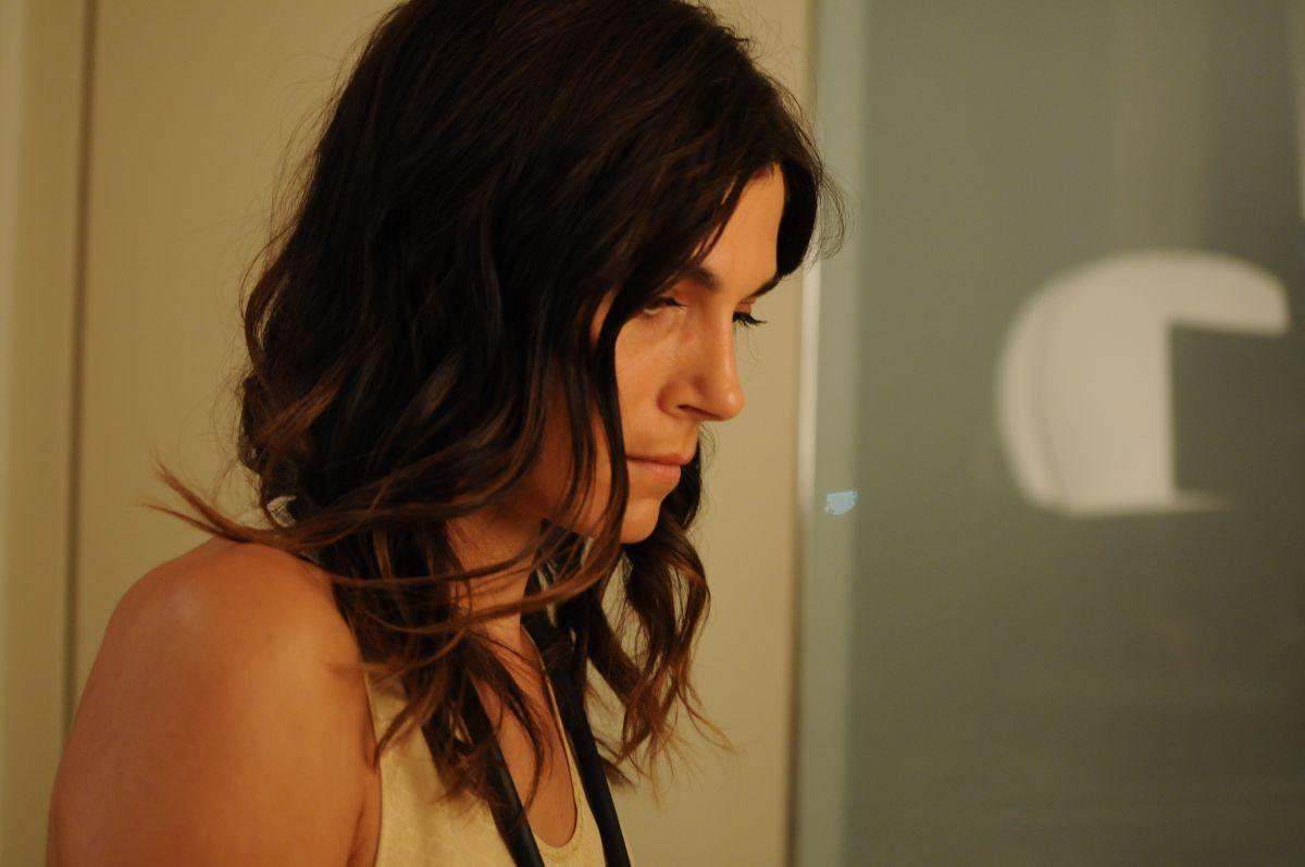 La scelta: Valeria Solarino in una scena del film