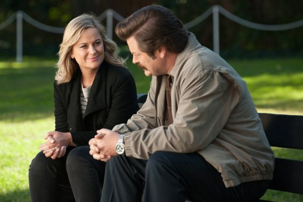 Parks and Recreation: Amy Poehler e Nick Offerman in One Last Ride