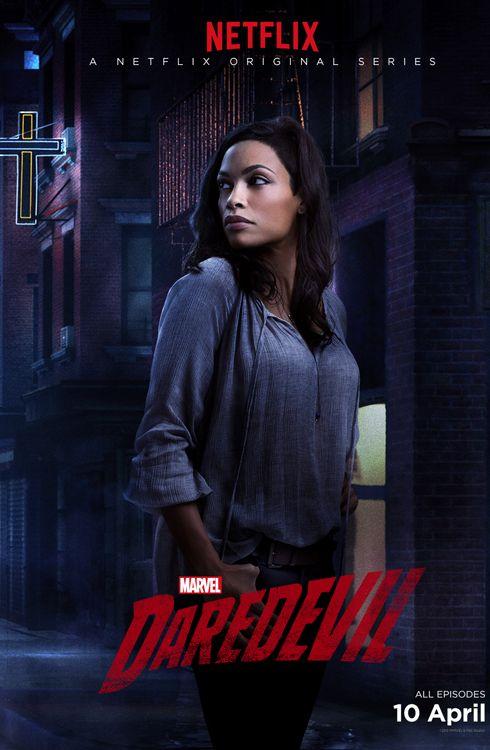 Daredevil: il character poster di Claire
