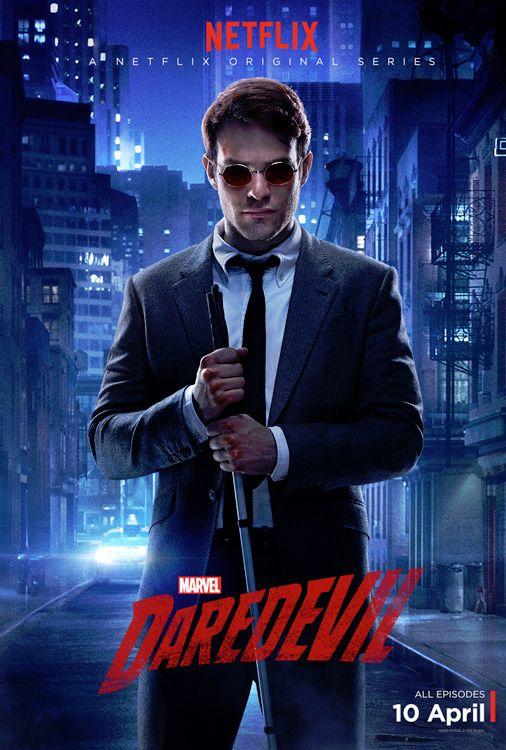 Daredevil: il character poster di Matt Murdock