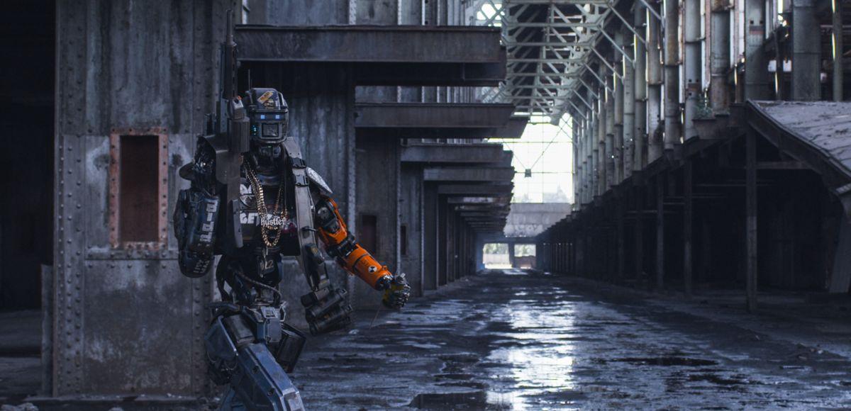 Humandroid: una scena del film diretto da Neill Blomkamp