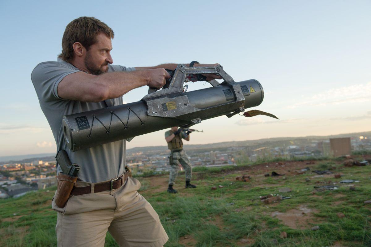 Humandroid: Hugh Jackman nel ruolo di Vincent in una scena del film