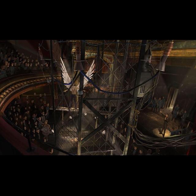 X-Men: Apocalypse: una delle immagini create per la produzione del film