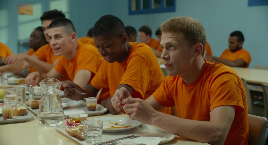 The Fighters - Addestramento di vita: Kévin Azaïs in una scena del film