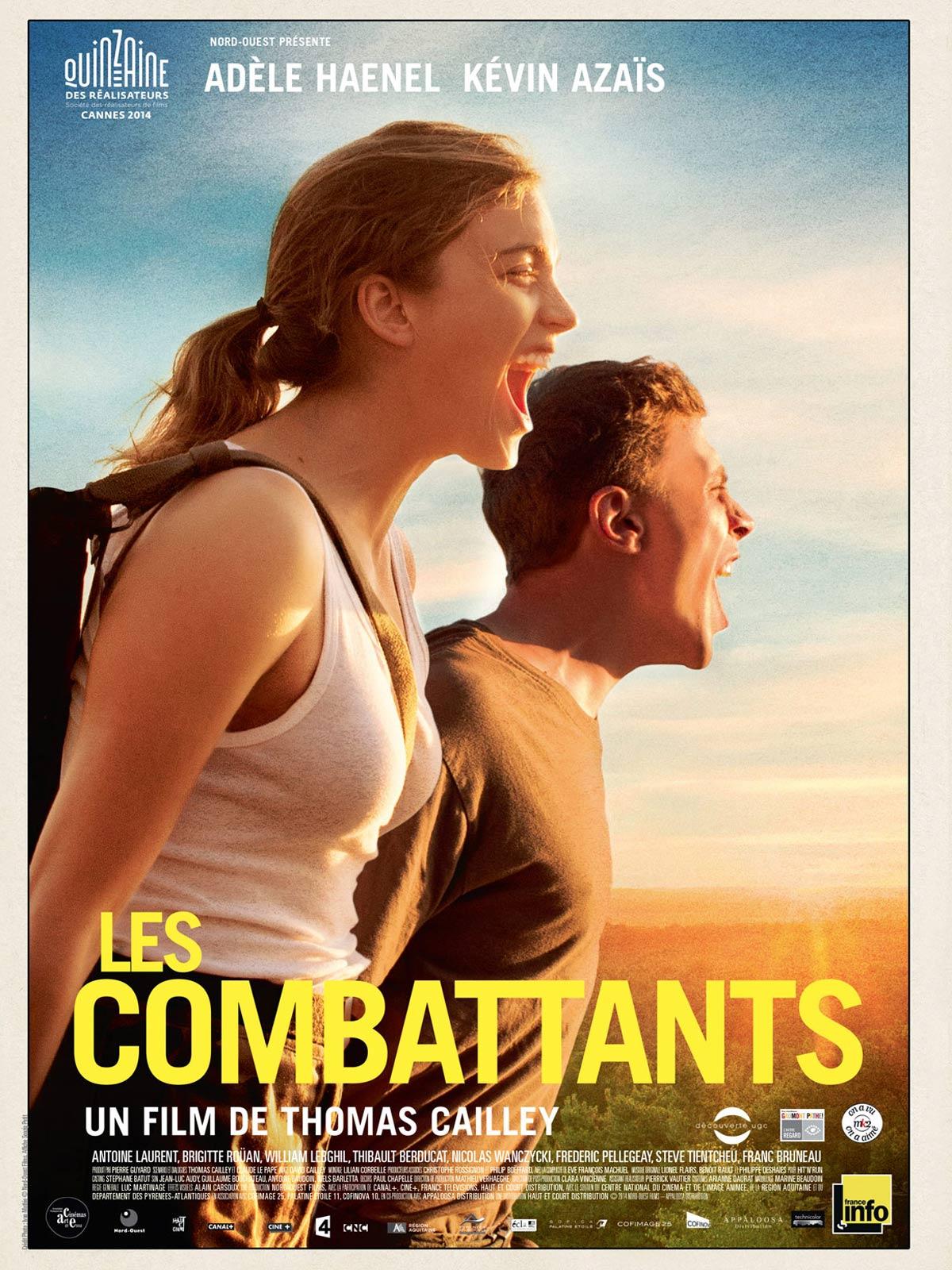 The Fighters - Addestramento di vita: la locandina francese del film