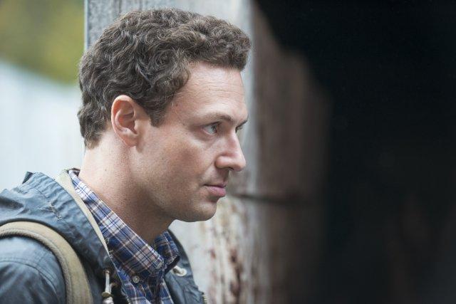 The Walking Dead: Ross Marquand nel finale della stagione 5