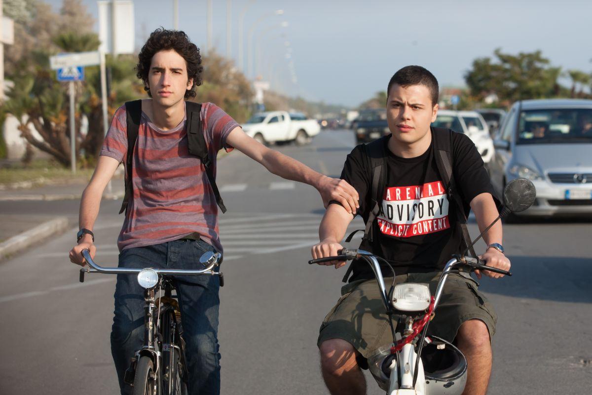 Short Skin: Matteo Creatini e Nicola Nocchi sono Edoardo e Arturo in un'immagine del film