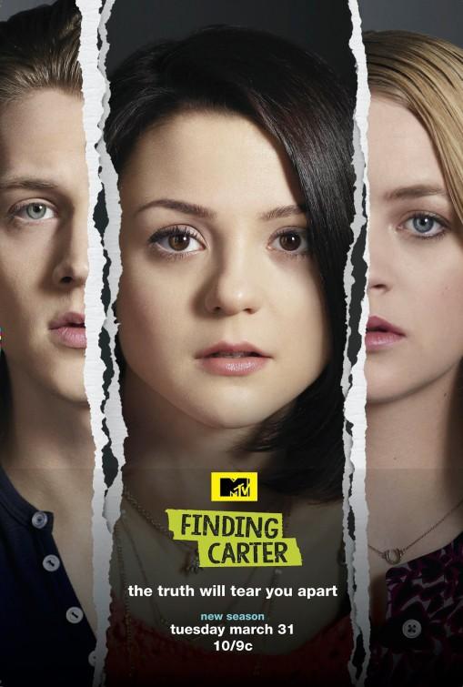 Finding Carter: una locandina per la seconda stagione