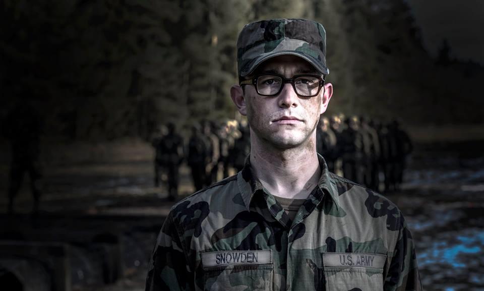 The Snowden Files: un primo piano di Joseph Gordon-Levitt