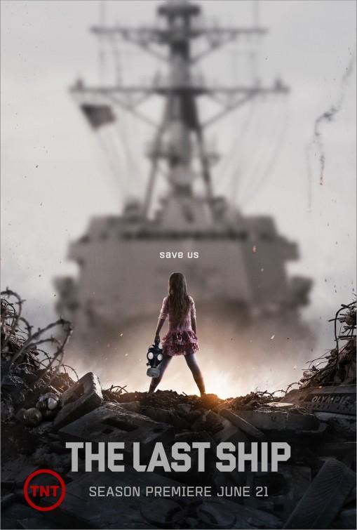The Last Ship: un manifesto per la seconda stagione