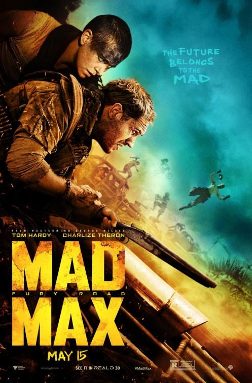 Mad Max: Fury Road - Una nuova locandina