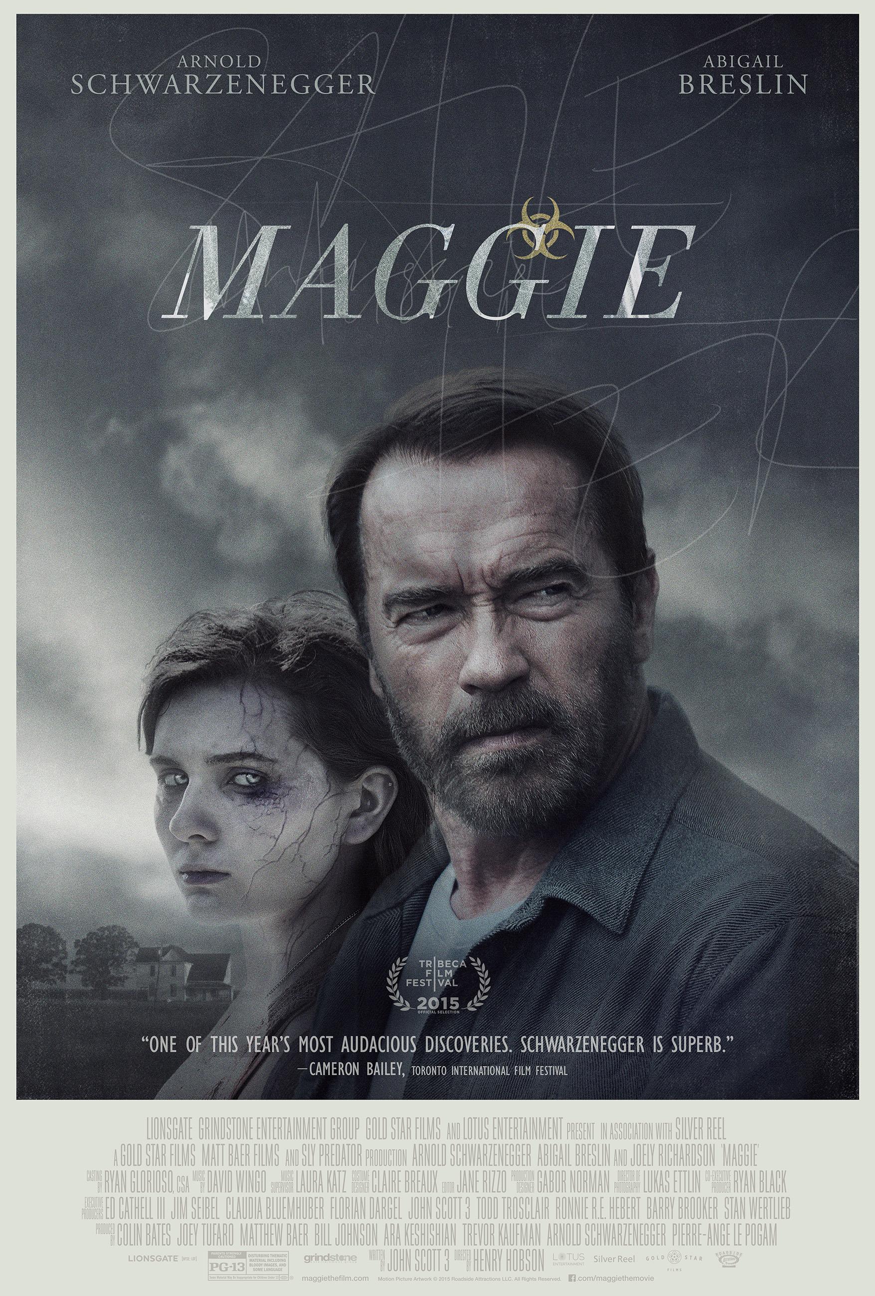 Contagious: la locandina ufficiale internazionale del film