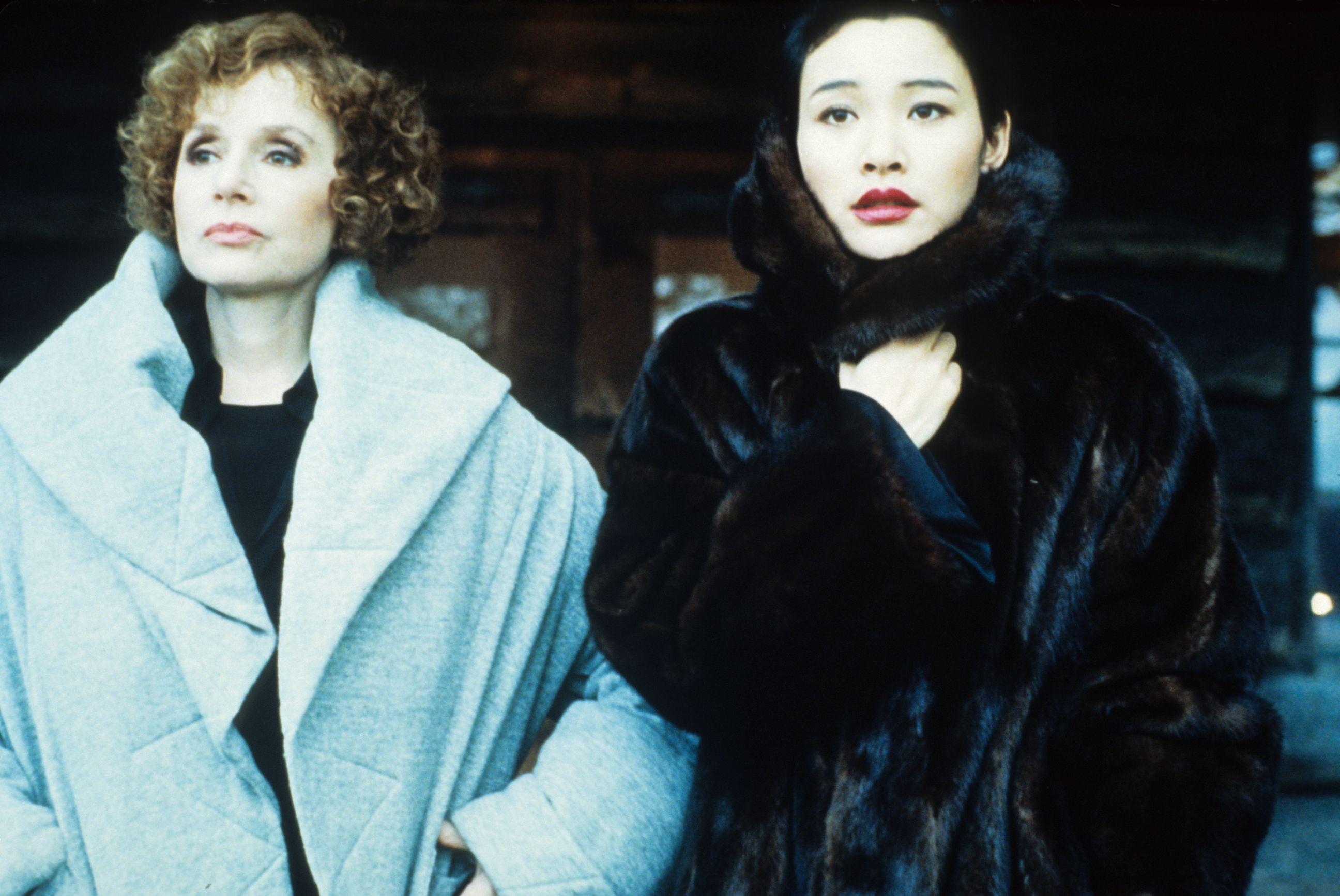 Twin Peaks: Piper Laurie e Joan Chen
