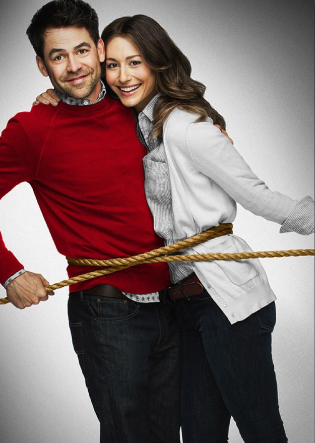 Your Family or Mine: un'immagine promozionale del cast