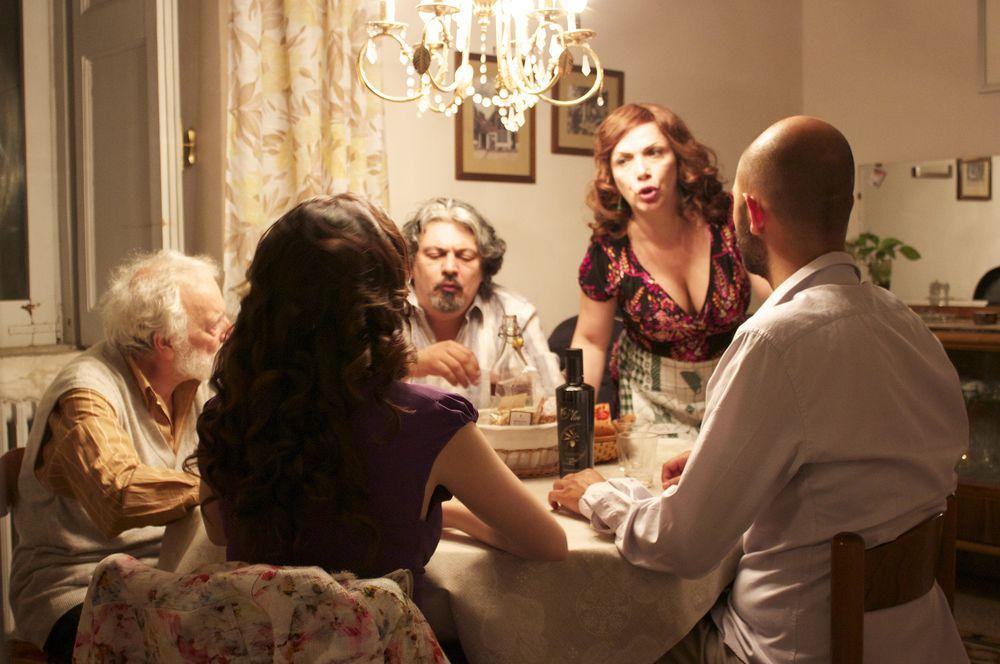 Ameluk: Rosanna Banfi in una scena del film