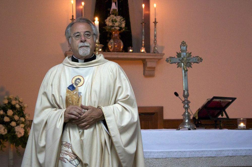 Ameluk: Roberto Nobile nel ruolo di Don Nicola in una scena del film