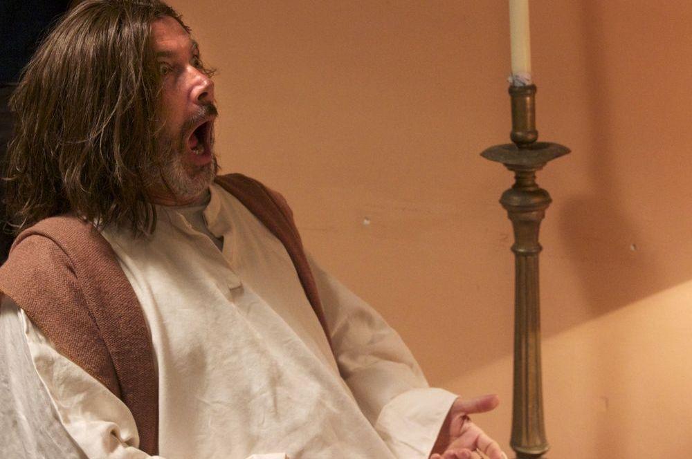 Ameluk: Paolo Sassanelli nel ruolo di Michele in una scena del film