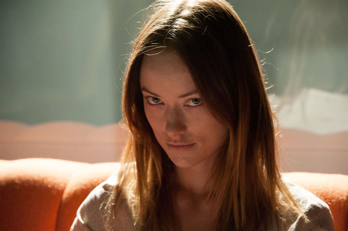The Lazarus Effect: Olivia Wilde in un primo piano inquietante tratto dal film