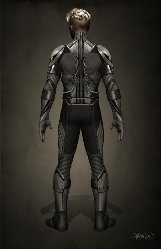 X-Men: Apocalypse - Il secondo concept art di Angel