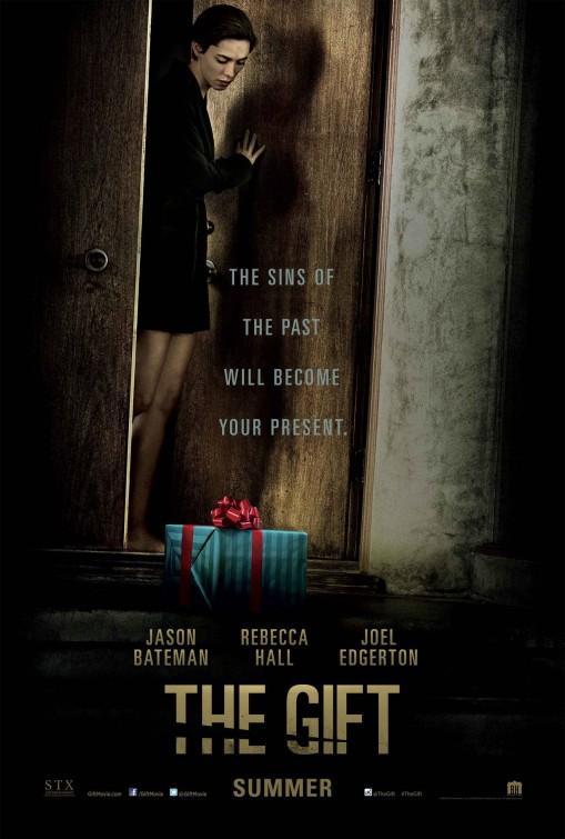 The Gift: nuova locandina del thriller