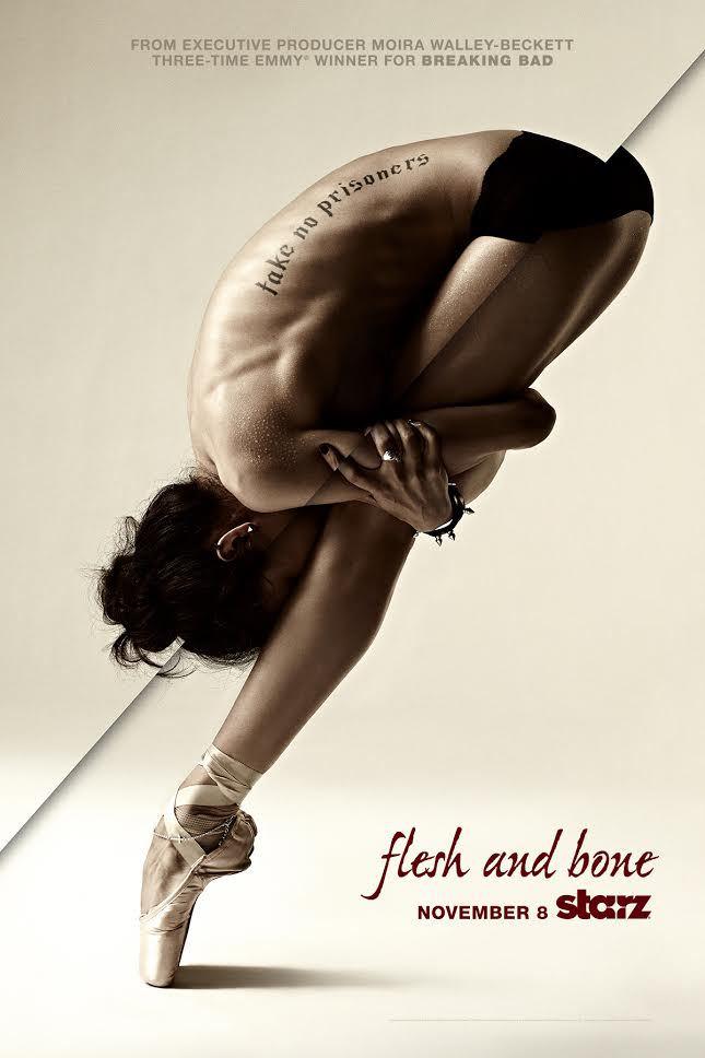 Flesh and Bone: la locandina della serie