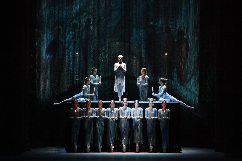 Il Balletto del Bolshoi - Ivan il terribile: una scena dello spettacolo