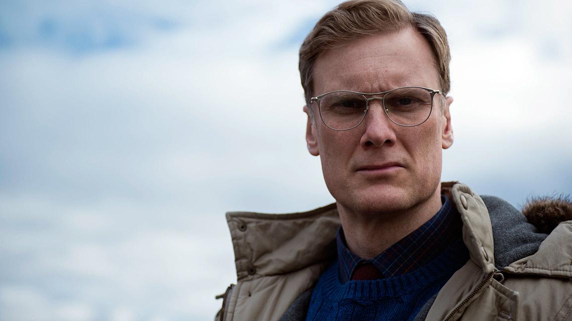 Fortitude: Darren Boyd interpreta Markus Huseklepp