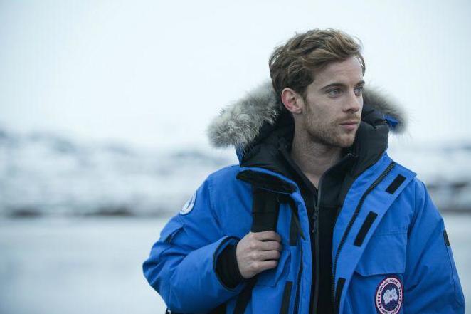 Fortitude: l'attore Luke Treadaway nella serie ha il ruolo di Vincent Rattrey