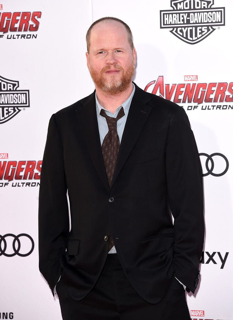 The Avengers: Age of Ultron - Joss Whedon alla premiere