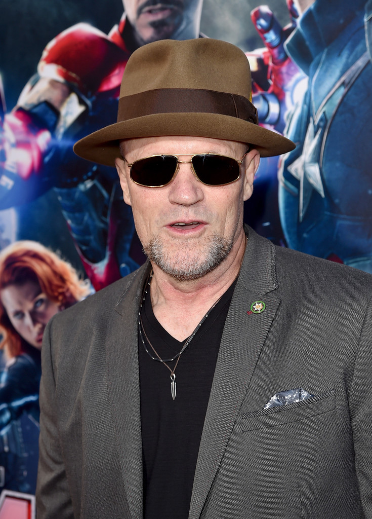 The Avengers: Age of Ultron - Michael Rooker alla premiere